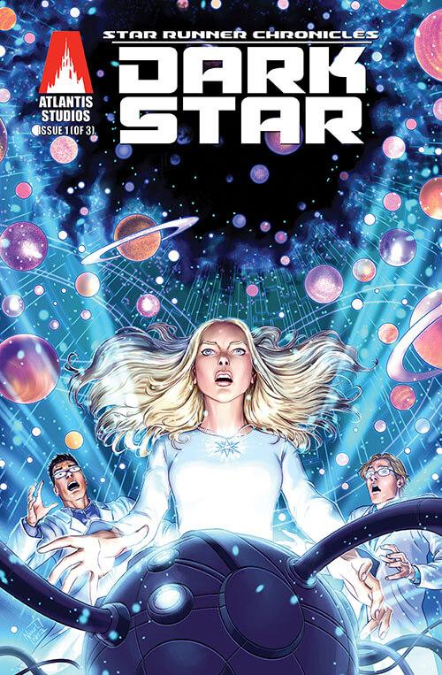 Star Runner Chronicles: Fallen Star Graphic Novel